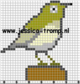 small designs borduurpatronen (56).png 258×269 pixel