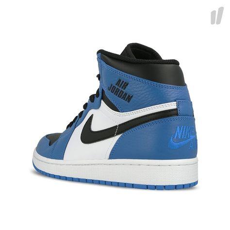 48d92c11c6620f Air Jordan 1 Retro High Rare Air Soar Blue Black White Shoes 332550-400 Sz  14  fashion  clothing  shoes  accessories  mensshoes  athleticshoes (ebay  link)