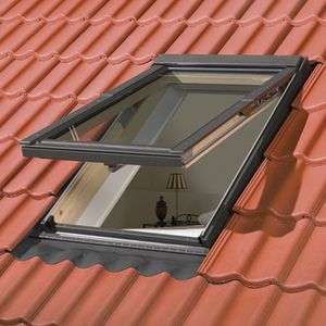 Claraboia Vidro Duplo Cristal Wgi 46x75cm Renafer Leroy Merlin Janelas De Telhado Claraboia Telhados