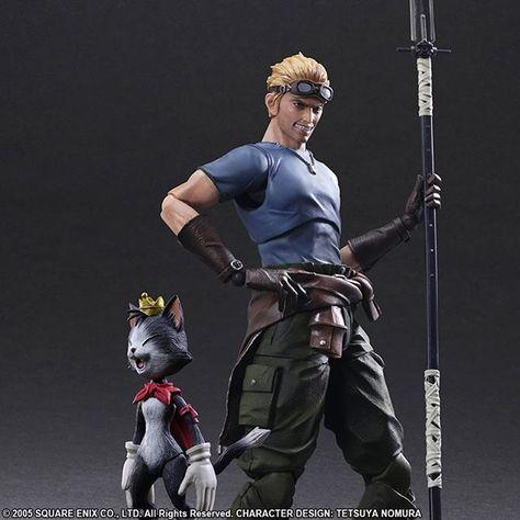figure Final Fantasy VII ADVENT...