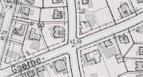 Historische Stadtpläne von Berlin Online