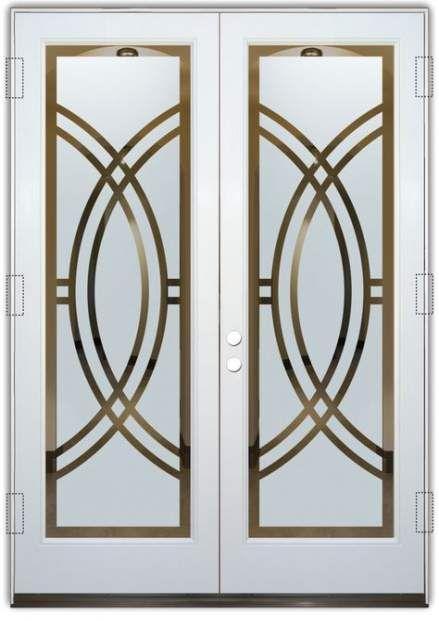 Art Deco Glass Door Designs