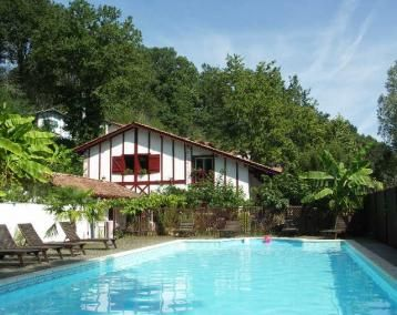 Found This Fab Holiday Rental On Simply Holiday Homes   Les Collines Iduki  In Basque Country, France. Heated Pool And 5 Acres Of Gardens, In The Heu2026
