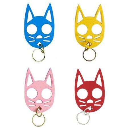 These Cute Kitty Keychains Are Not Toys But Are In Fact A Very
