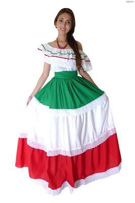 nuevo producto 1437b e5a0c Faldas Mexicanas Típicas   patrones de ropa en 2019 ...