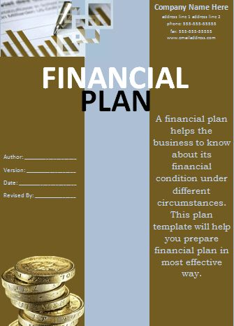 A financial statement template is a formal document that outlines - profit loss statement