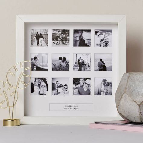 Are you interested in our Personalised Our Anniversary Photo Frame? With our personalised photo frame you need look no further.