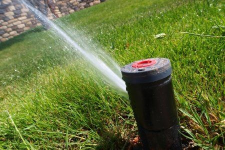How To Move Sprinklers In 5 Easy Steps Doityourself Com Sprinkler Heads Sprinkler Lawn Sprinkler System