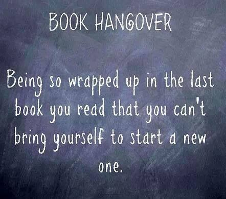 Image result for book hangover