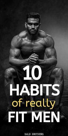 Men's Health Fitness, Fitness Body Men, Fitness Tips For Men, Fitness Facts, Muscle Fitness, Gain Muscle, Men Fitness Motivation, Build Muscle, Muscle Men