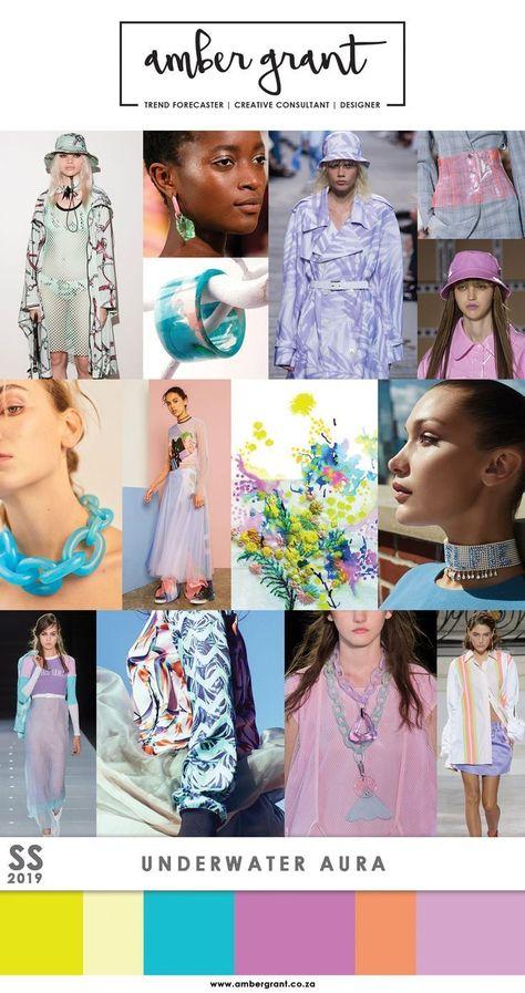 SS 2019 | Trends, trends, spring trends - #spring #SS #trends