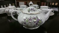 b998baed3d4c6a Used Beautiful Numbered Porcelain Tea Set for sale in Norfolk - letgo