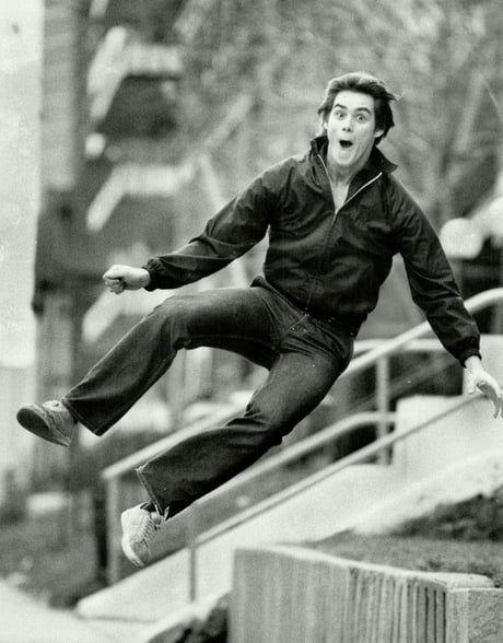Jim Carrey 1981 Jim Carrey Jim Carey Actors