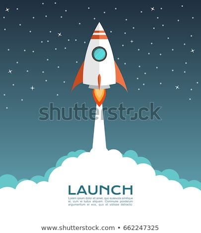 New style round cone rocket ships