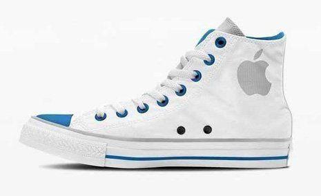 Cómo serían las zapatillas Converse con el diseño de 8