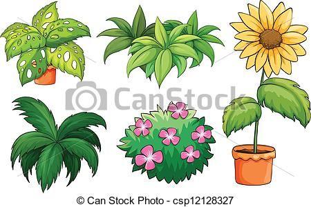 Resultado De Imagen Para Dibujos De Plantas Terrestres Dibujos De Unicornios Plantas Dibujos