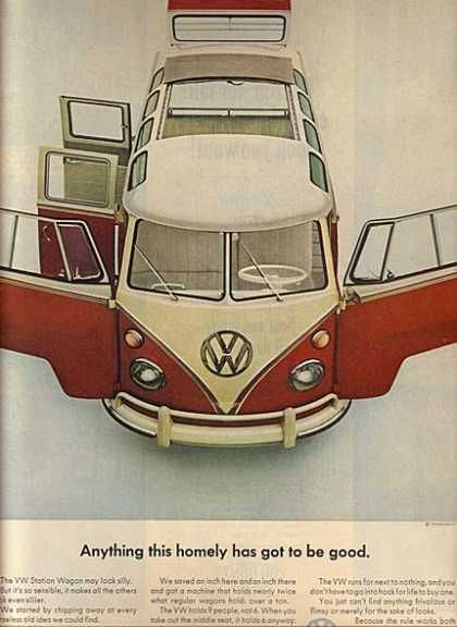Before It Was the Bus, VW's Type 2 Worked for a Living