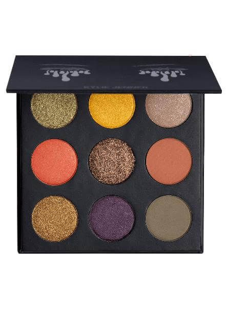 Kylie Jenner Halloween Palette 2020 Contact Support | Kylie cosmetics, Kylie jenner eyeshadow palette
