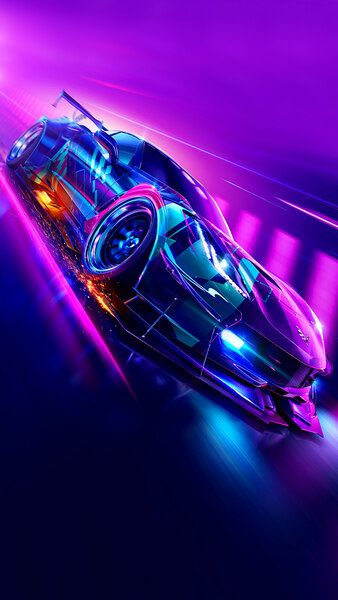 Need For Speed Heat Car 4k Hd Mobile Smartphone And Pc Desktop Laptop Wallpaper 3840x2160 1920x1080 Need For Speed Cars Need For Speed Phone Backgrounds