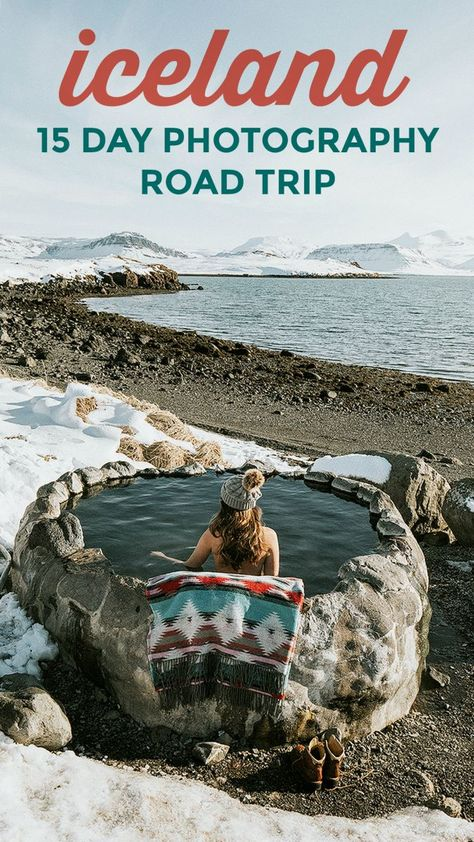 ~ Wild Iceland - 15 Day Photography Road Trip ~ I recently spent 15 days on a road trip around the land of fire & ice. Read more for an itinerary, epic photography locations & tips for exploring Iceland ❄️ http://www.reneeroaming.com