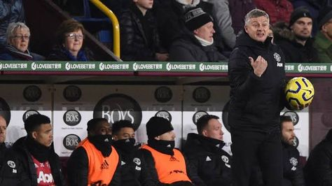 Manchester United Snatch Up Burnley's Key Man