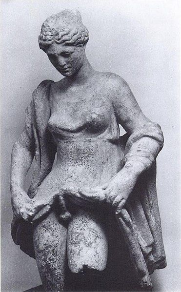 Wikipedia hermaphrodit Category:Sleeping Hermaphroditus