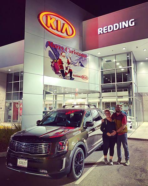 Congratulations To My Dear Friends Sharayah Phillips And Tad Phillips On The Purchase Of Their 2020 Kia Telluride Da Telluride Shasta County Redding California