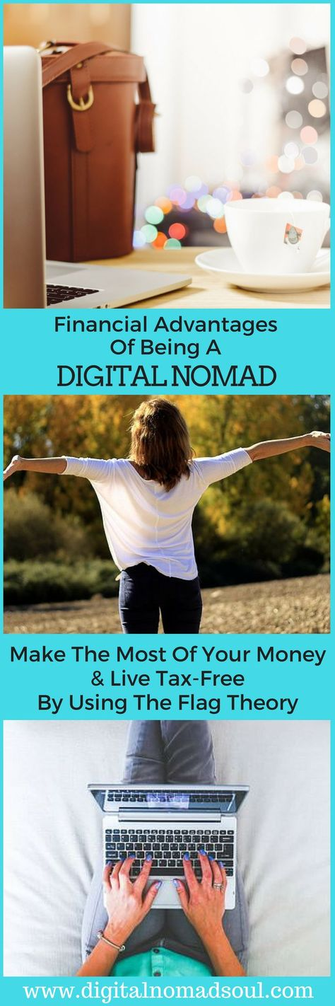 Digital Nomad Taxation: What You Need to Know About the Flag Theory