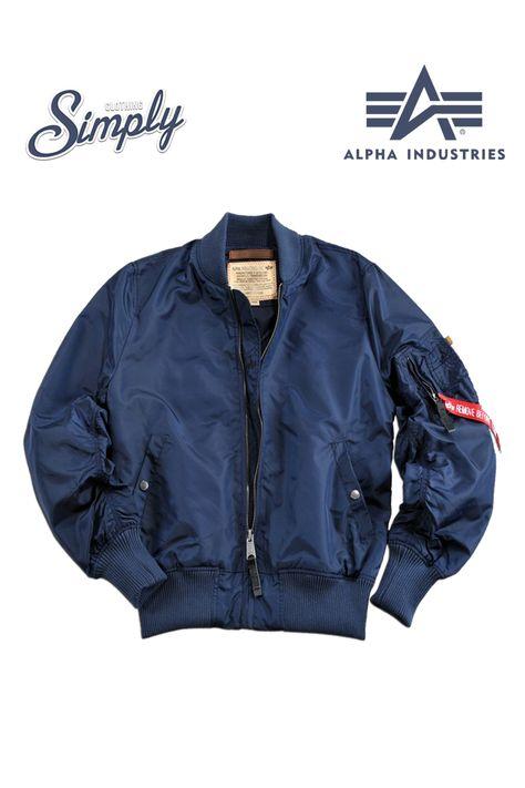 Pin on Alpha Industries prechodné bundy