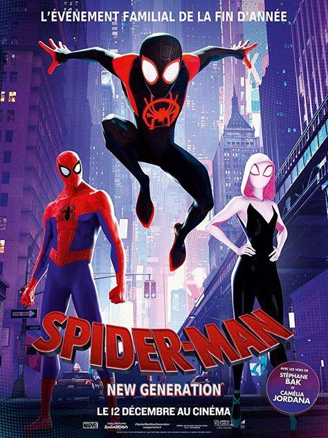 Spider Man Un Nuevo Universo Pelicula Completa En Mexicano Latino Hd Subtitulado Acti Peliculas De Spiderman El Hombre Arana Pelicula Peliculas De Comics
