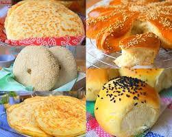 Harcha galette marocaine au yaourt et fleur