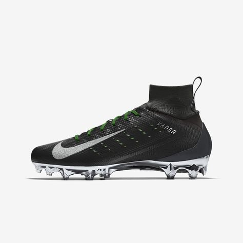 b2a55ca17f5d Nike Vapor Untouchable Pro 3 iD Men's Football Cleat Size 12.5 (Multi-Color)