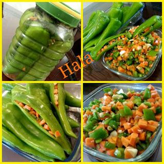 Pin By Kitchen Taste Good مطبخ الذو On تعليم Stuffed Peppers Cooking Recipes Cooking