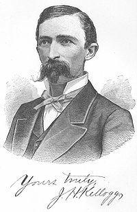 John Harvey Kellogg – Wikipédia, a enciclopédia livre (com ...