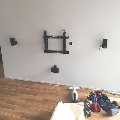 Av機器 てれび 壁掛け リビング インテリア テレビ インテリア