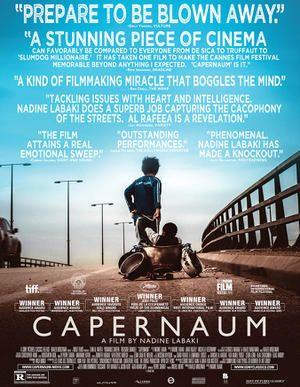 Capernaum (2018)   Fandango   Music/movie list   Amazon