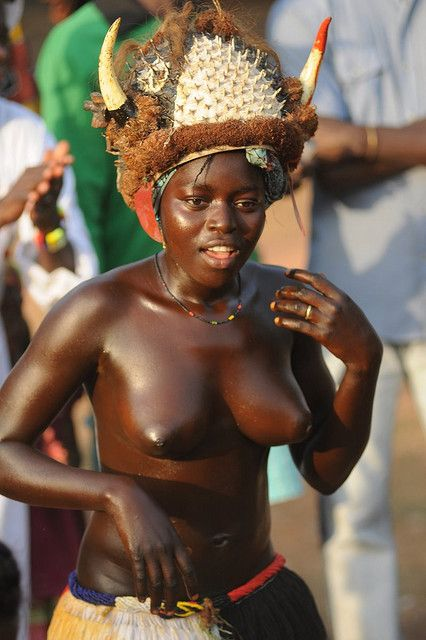 Not Naked west african women your place