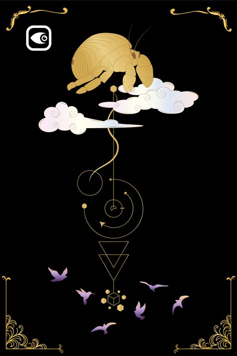 Hermit Crab on cloud, include in the Ocean Mysteries Package, get all the elements now, click to download it. #HermitCrab #Crab #Cloud #Geometric #Bird