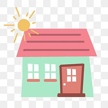 Desenho De Casa De Construcao Plana Casa Verde Desenho De Casa Imagem Png E Psd Para Download Gratuito City Wallpaper Home Room Design Cartoon