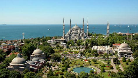 Vol pas cher Istanbul