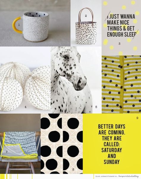 Pinterest picks...mellow yellow