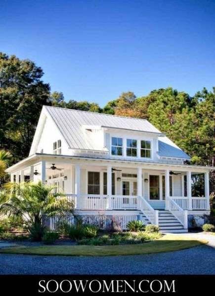 Farm House Cottage Exterior Small 15 Popular Ideas In 2020 Cottage Exterior House Designs Exterior House Exterior