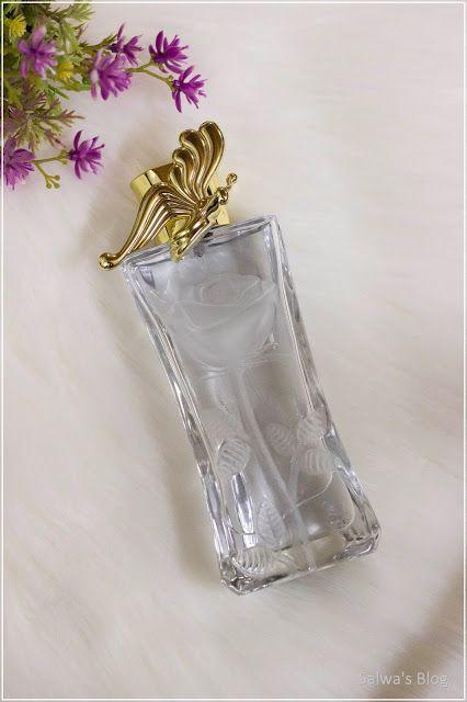 Farfella من العطور الناعمة عند درعه يعجبني كعطر صباحي للإنتعاش التفاصيل في المدونة Blog Blog Posts Glass Vase