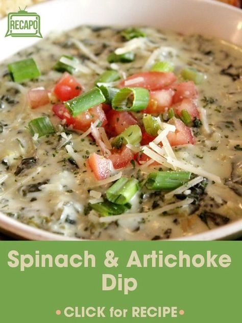 Rachael Ray hung out with her girlfriends on the show, and Katie Lee decided to share some perfect party snacks that taste so good you won't know they are healthy. Check out her Light Asparagus Guacamole Recipe, Stuffed Mushrooms, and Spinach Artichoke Dip. Yummy!