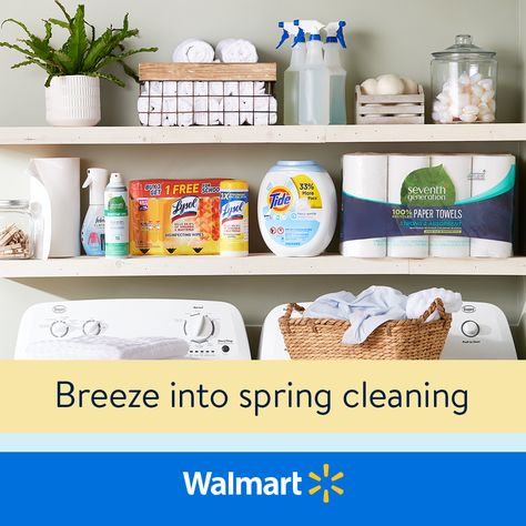 Get ready to clean fast & easy