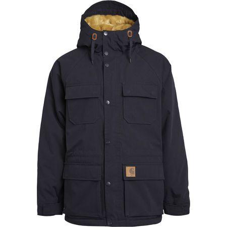 buying new look for incredible prices Parka Mentley marine CARHARTT WIP | Benjamin | Citadium ...