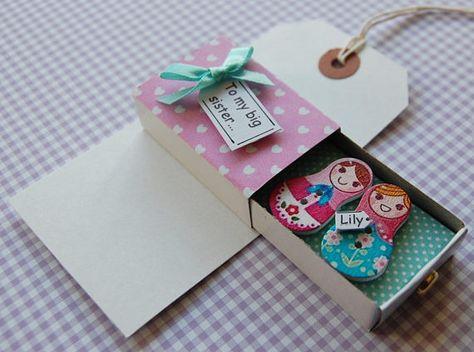 Match box Sister ♡ ♡