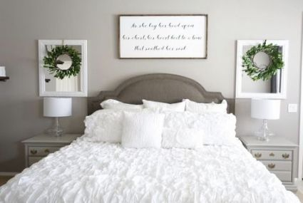 26 Ideas bedroom wall decor above bed quotes song lyrics ...