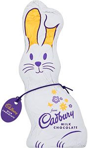 Theres Nothing Like A Cadbury Dairy Milk Easter Bunny To