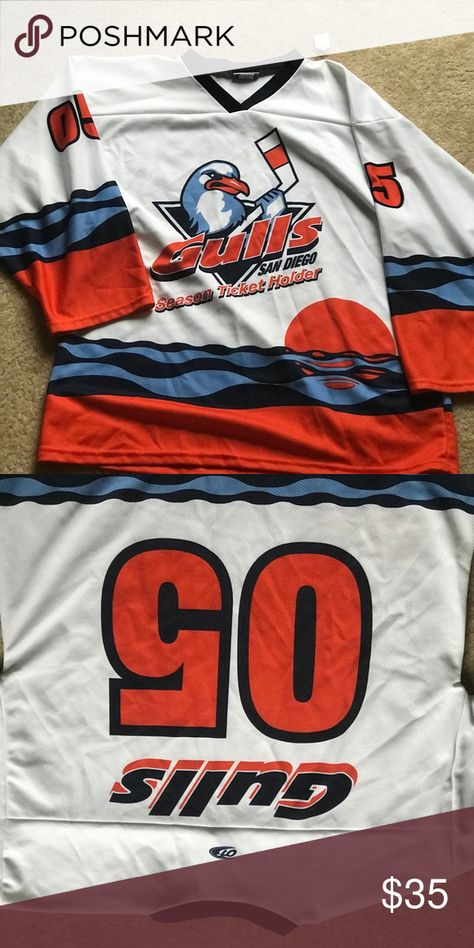 ... hampton gulls hockey jersey google search hockey jerseys pinterest ice  hockey 73d96c624